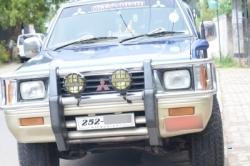 Mitsubishi Strada Double Cab 1994