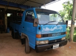 Isuzu ELF Lorry 1980