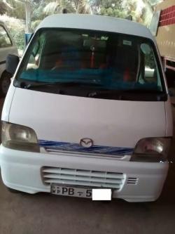Mazda Buddy 2003