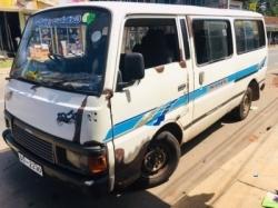 Nissan Caravan VRG 1990