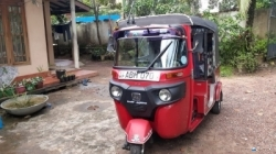 ABM Bajaj 205 Three Wheeler