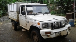 Mahindra Bolero Pik Up 2012