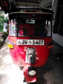 Bajaj 2 Strock Three Wheeler