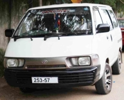 Toyota TownAce CR27 1994