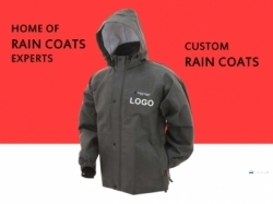 Home of Rain Coats Experts Custom Rain Coats
