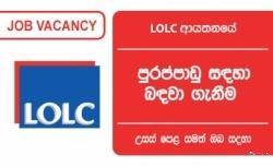 Officer – Credit – LOLC Development Finance PLC
