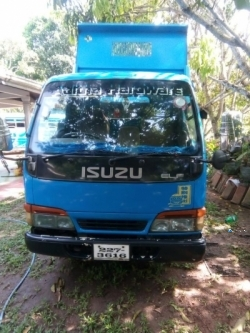 Isuzu ELF 4HF1 Tipper 1995