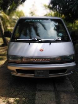 Toyota TownAce 1991