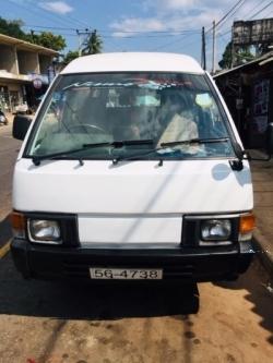 Nissan Vanette DX