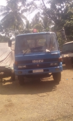 Isuzu Lorry 2009
