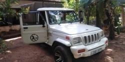 Mahindra Bolero Cab 2015