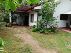 House with Land for Sale in Bentota