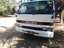 Isuzu 4HF1 350 Lorry 1991