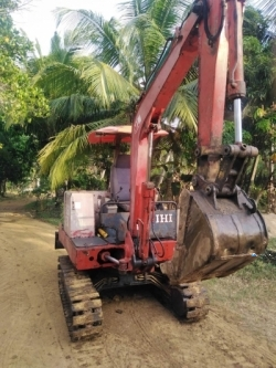 Excavation iHI 30