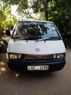 Toyota TownAce Loto CR27 2000