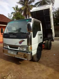 Isuzu ELF Tipper 2000