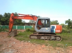 Hitachi Landy EX 120