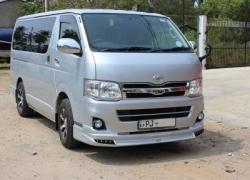 Toyota KDH 201 Super GL 2013