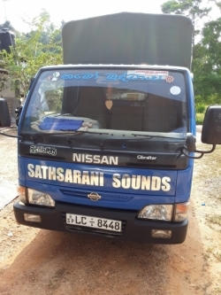 Nissan CabStar Lorry 2001