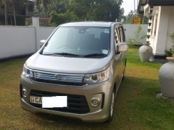 Suzuki Wagon R Stingray 2016