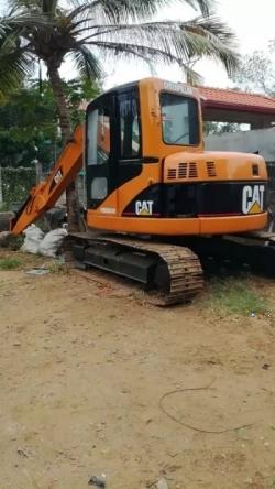 CAT 800rega Excavator 2008
