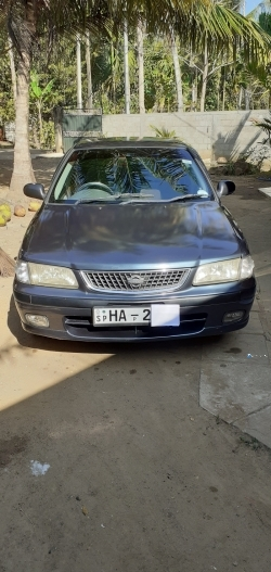 Nissan Sunny FB15 1998