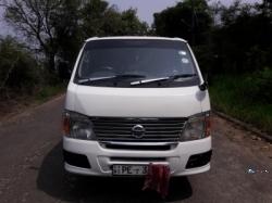 Nissan Caravan E25 2010