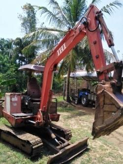 IHI 35 Excavation
