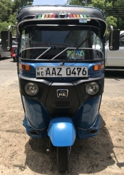 AAZ Bajaj 4 Stroke RE Three Wheeler