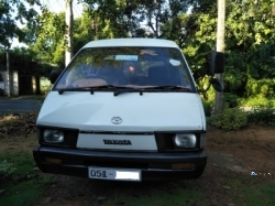 Toyota Town Ace 1988
