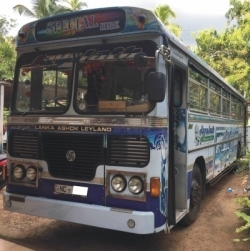 Ashok Leyland Viking Bus 2015