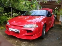 Toyota Cynos 1999