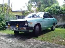 Nissan Sunny B310 1979