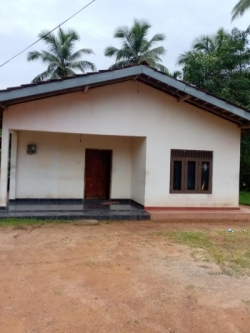 Land with House for Sale in Avissawella