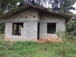 Land with House for Sale in Gampaha