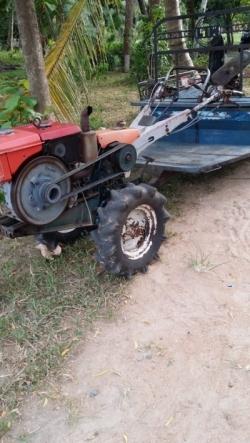 RK80 Land Master Tractor