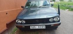 Peugeot 505 SL 1990