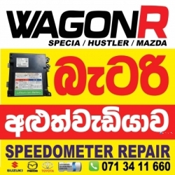 Wagon R Hybrid Battery Repair