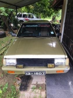 Mitsubishi Lancer Box Gear5 1983