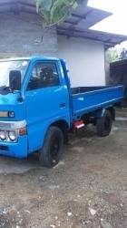 Isuzu TL DZ4 Open Truck 1980