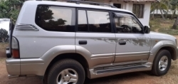 Toyota Land Cruiser Prado 1KZ 1999