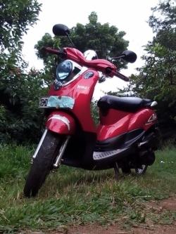 Demak Rino Scooter 2016