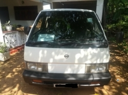 Nissan Vanet 1988