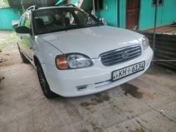 Suzuki Wagan 2001