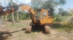 Komatsu 120-2 Excavator