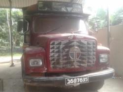 Tata 12108E-42 Lorry 1979
