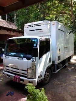 Isuzu Freezer Truck 2014