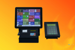 Technoplus Self Payment System with Touchpad (Reload Machine)