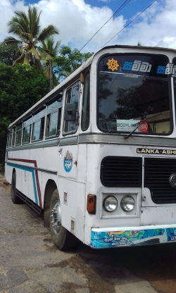 Ashok Leyland Ruby Body Bus 2001