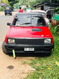 Daihatsu Charade B11 1984